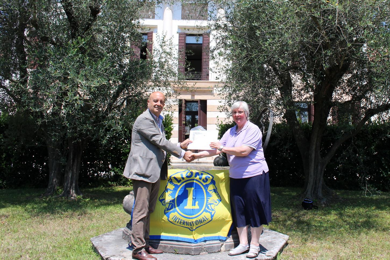 """LC Treviso Sile per il service """"La vita è donna, proteggiamola"""""""